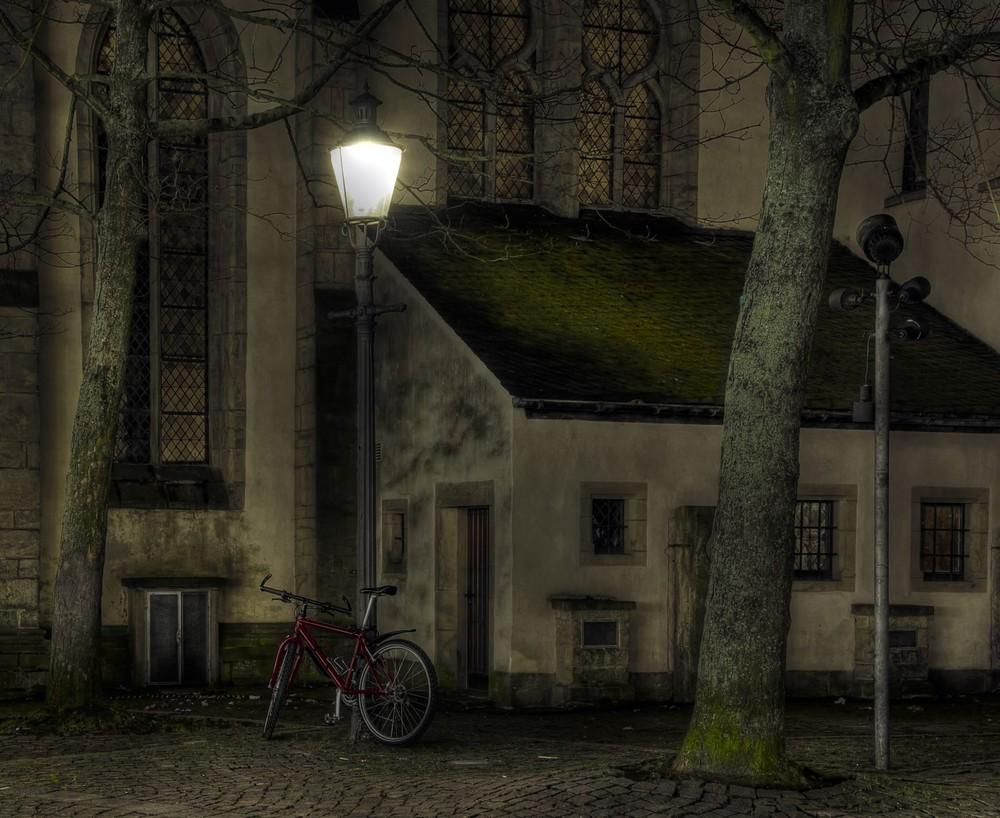 Nebeneingang der Jakobokirche in Goslar