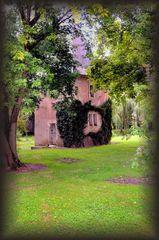 Nebengebäude von Chateau Thillombois