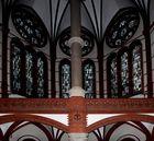 Nebenkapelle der Kirche St. Gertrud in Hamburg Uhlenhorst