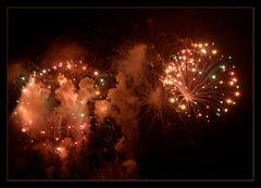 Nebulae or Fireworks ;)