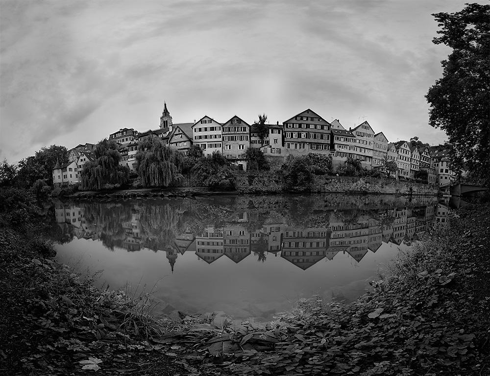 Neckar Skyline
