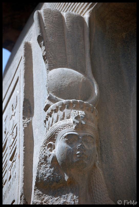 Nefertari in Luxor