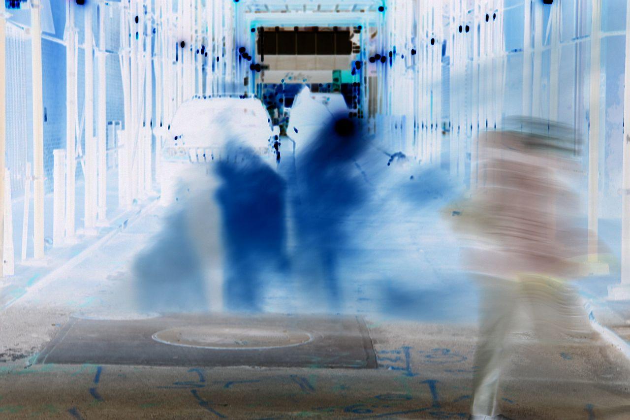 Negatives - Abstraktes