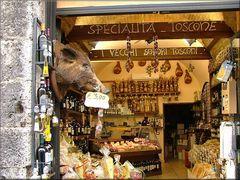 Negozio a San Gimignano