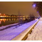 Neige sur Lyon