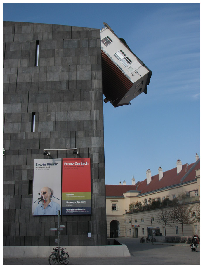 Nein, es gab keinen Tornado in Wien ...