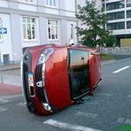 Nein ich parke nicht immer so!