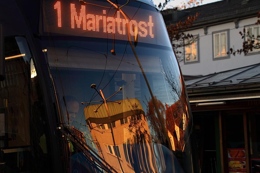 neiniL zarG - 1 Mariatrost