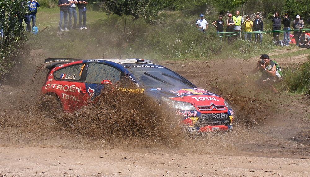 Nel fango con Loeb