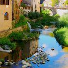 Nel fiume del borgo