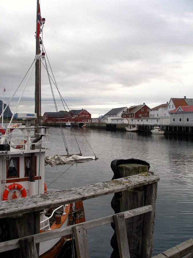 Nel porto