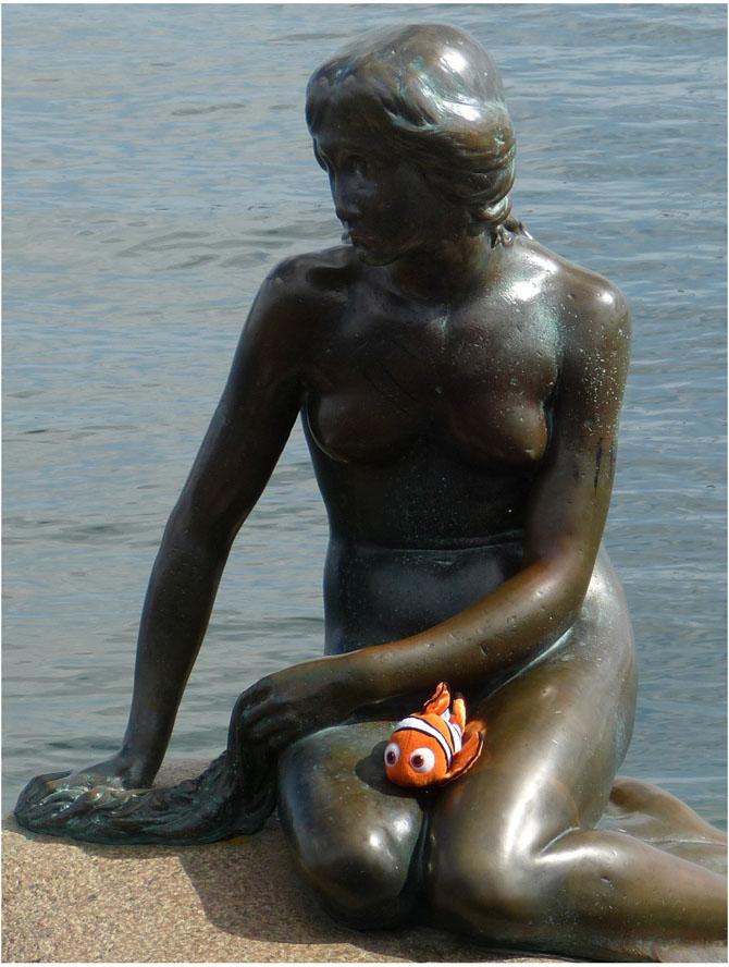 Nemo und die Meerjungfrau