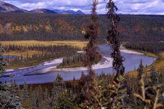 Nenana River, Alaska