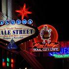 Neon at Beale Street Memphis TN (1)