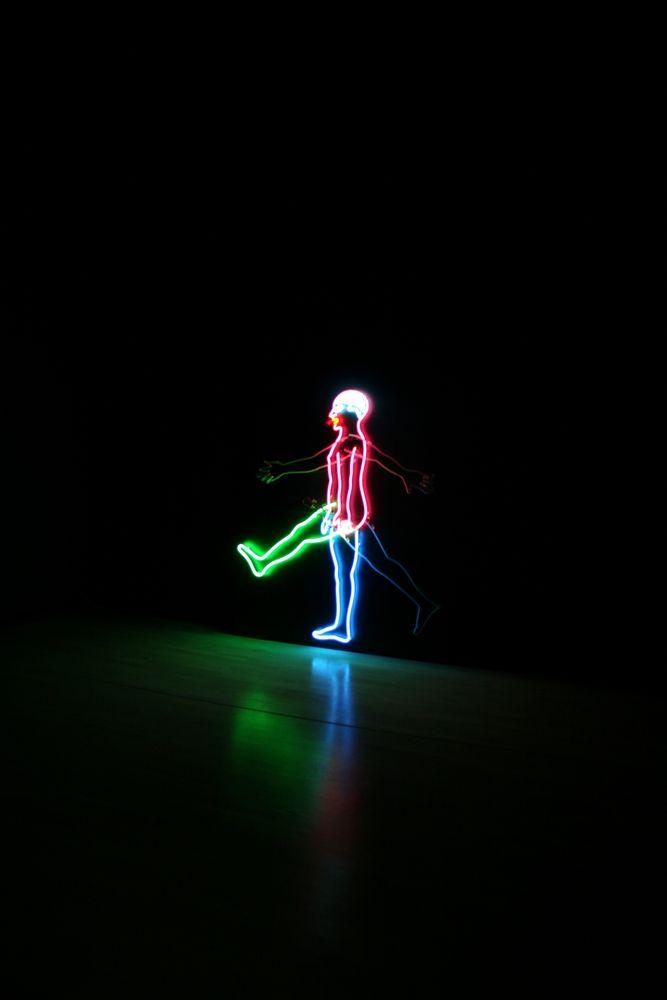 Neon-Mann