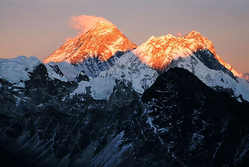 Nepal himalay