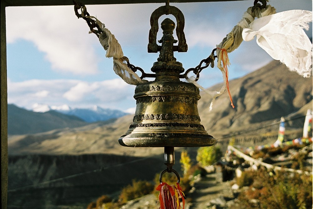 Nepal - Muktinath Oktober 2008