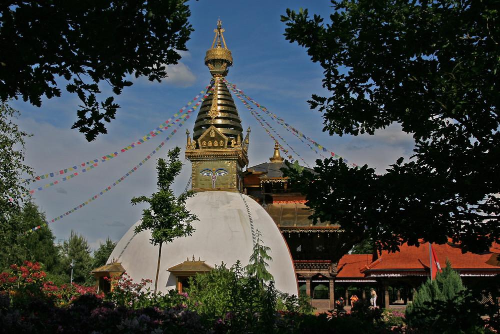 Wiesent Nepaltempel