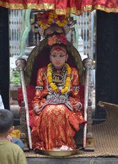 Nepalesische Gottheit