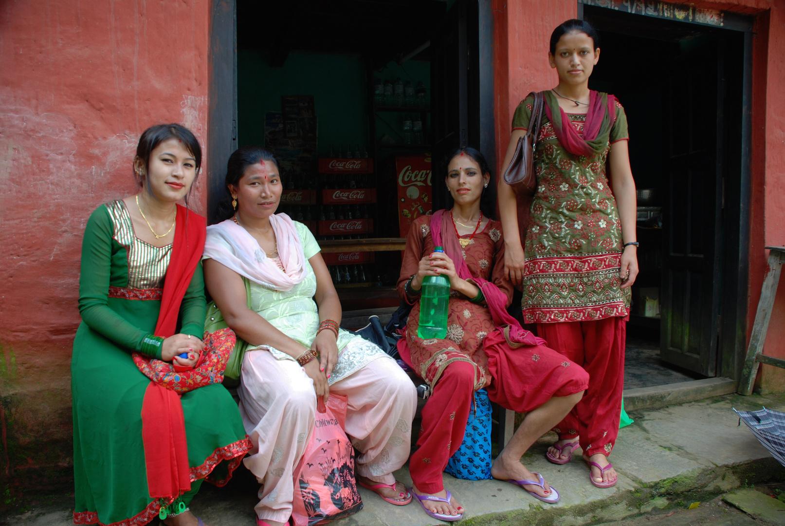 Nepali elegance