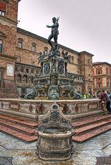 """"""" Neptun Brunnen in Bologna """""""
