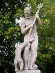 Neptun der römische Gott des Meeres