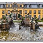 Neptunbrunnen - Schloss Herrenhausen