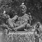Neptune and Pigeons