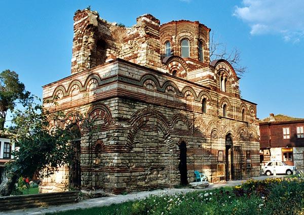 Nessebar - Kirche