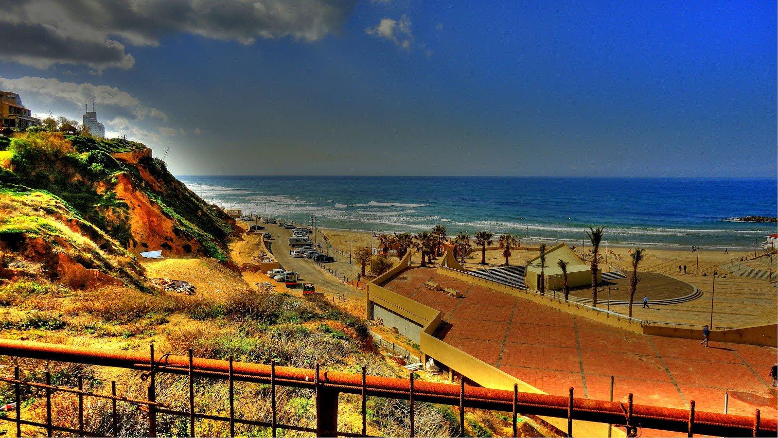 NETANYA -BEACH