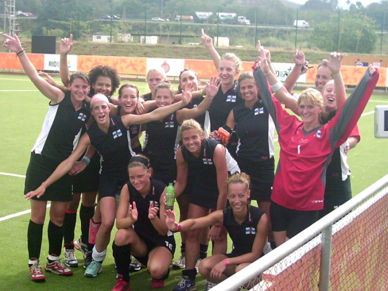 Netherlands Antilles - The Perfect Hockey Team2007 PANAMERICAN GAMES in RIO