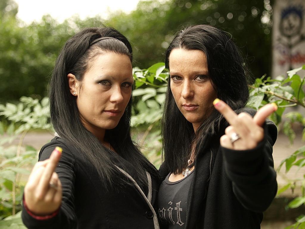 Nette Schwestern ;-)