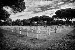 Nettuno, Cimitero Militare Americano