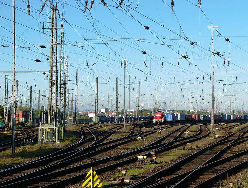 Netzwerk der Bahn?