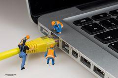 Netzwerktechniker