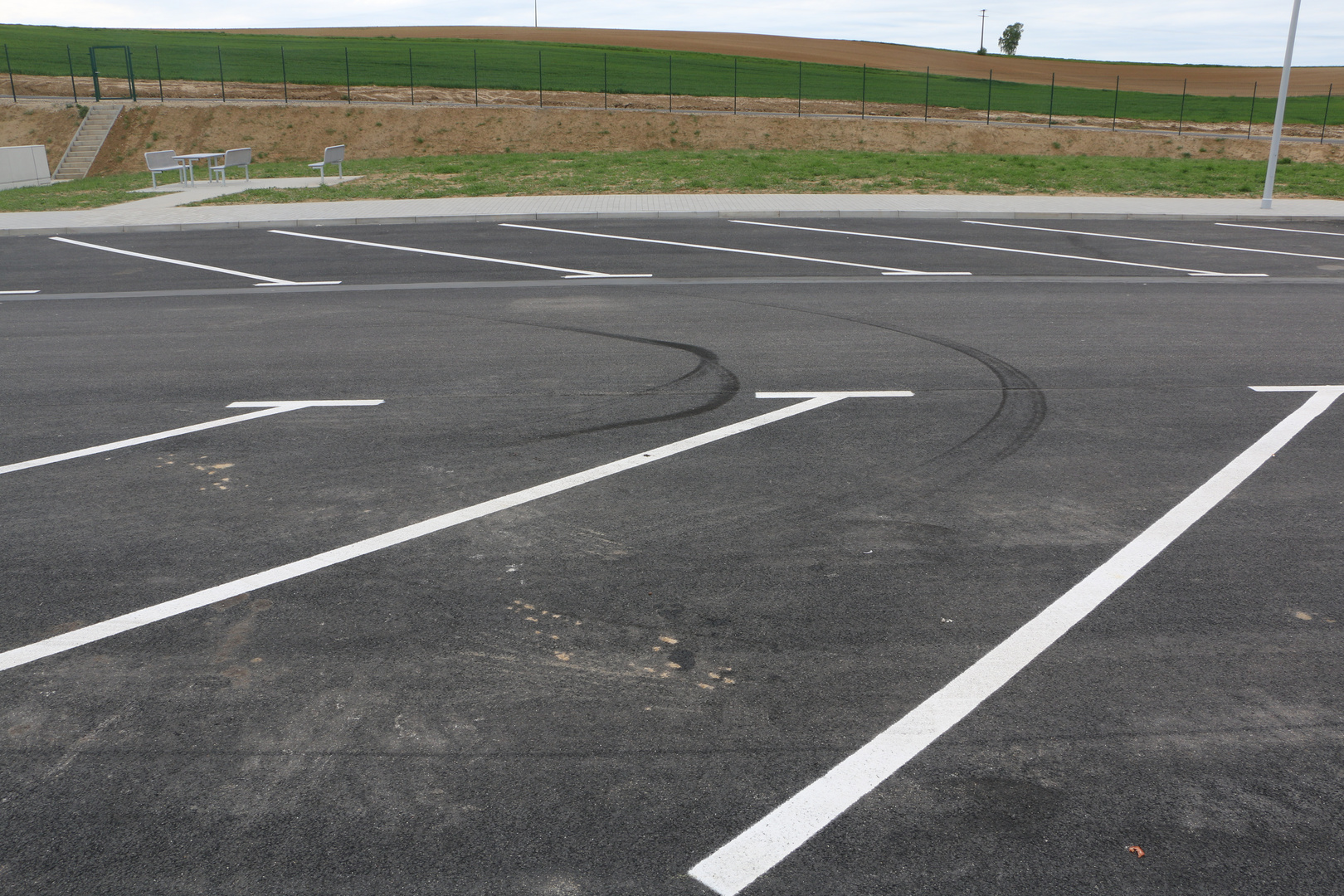 NEU - Der Parkplatz