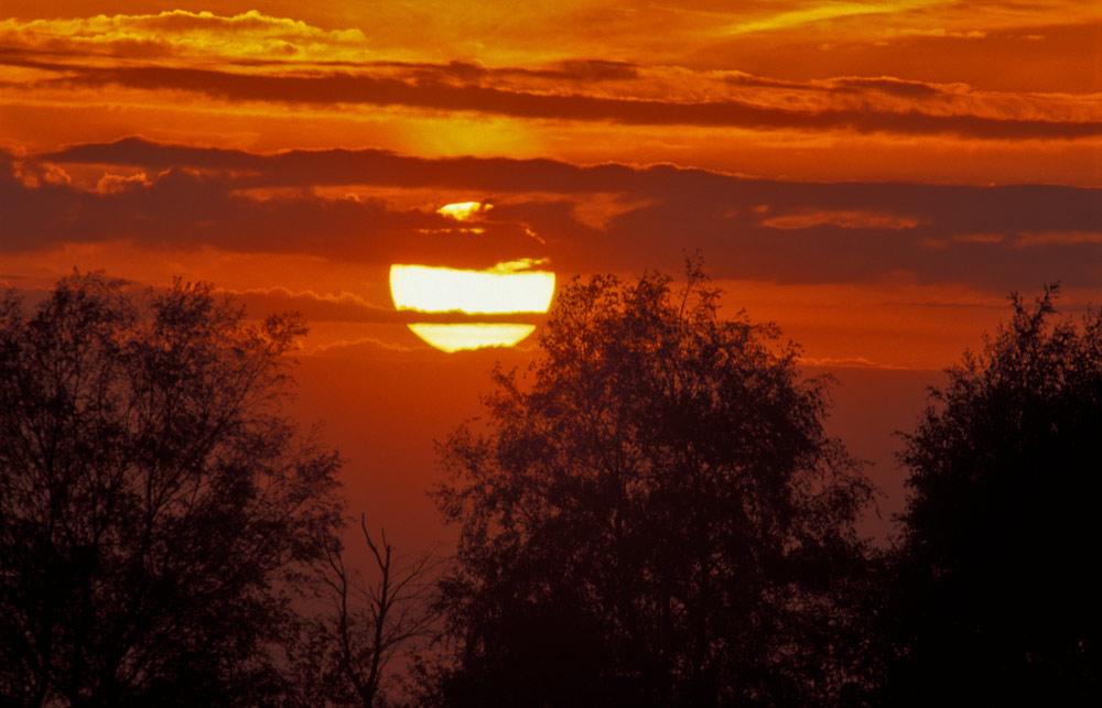 Neu Helgoland am Abend (1)