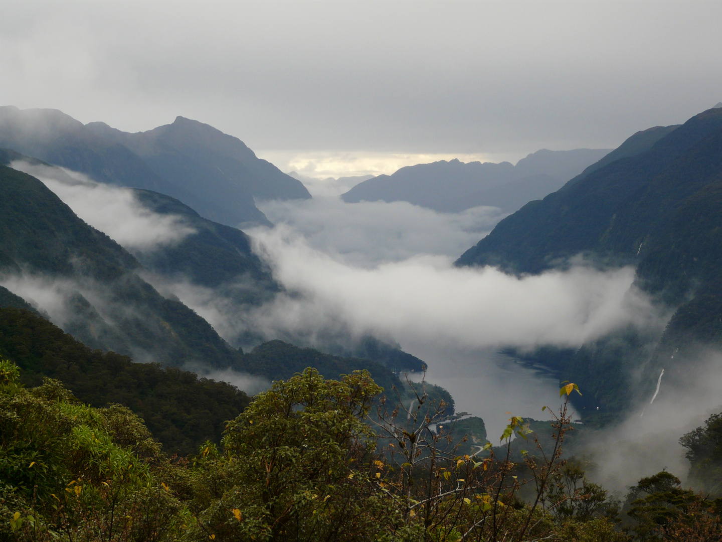 Neu Seeland - The Doubtful Sound