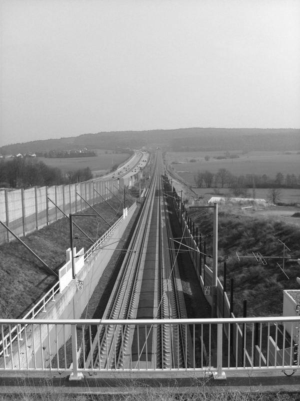 Neubaustrecke Rhein-Main