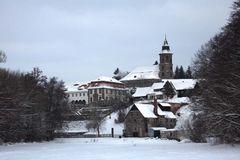 Neudrossenfeld im Winter