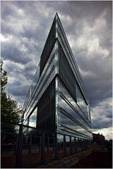 ... neue Architektur ...