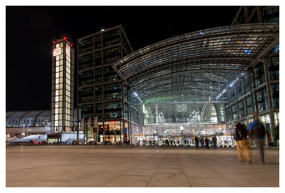 Neue Berliner Hauptbahnhof