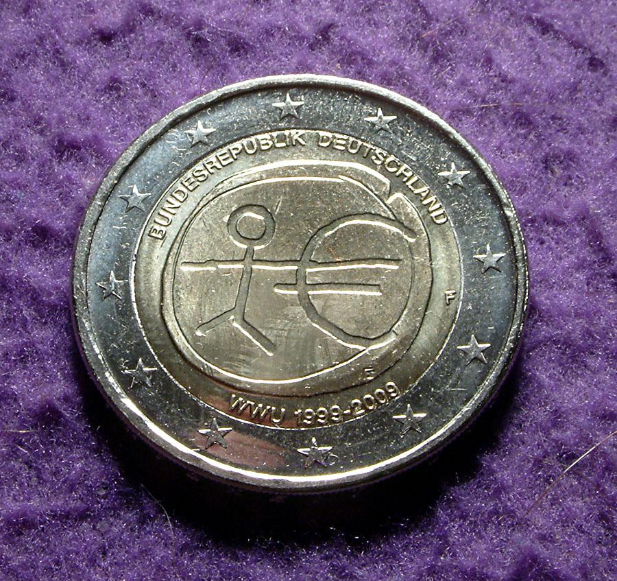 Neue Euro Münze Foto Bild Stillleben Geld Münzen Usw Motive