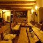 Neue Gaststätte in böhmischen Nieder Grund (Dolni Zleb)
