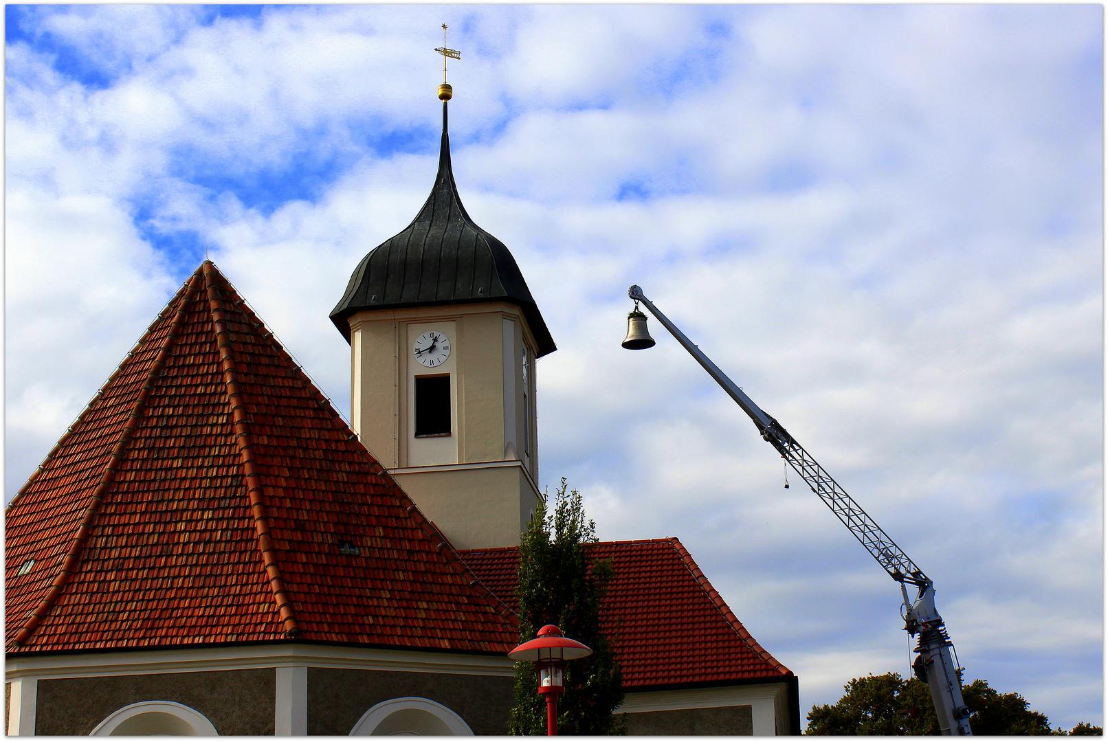 Neue Glocken für die Kirche zu Malschwitz