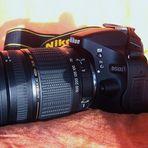 Neue Kamera - neues Glück