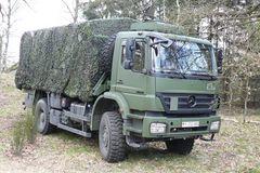 Neue LKW Generation der Bundeswehr