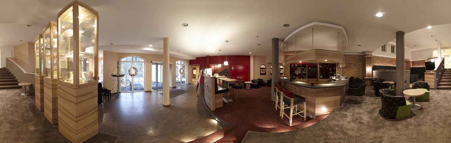 Neue Lobby Hotel Nassau-Oranien