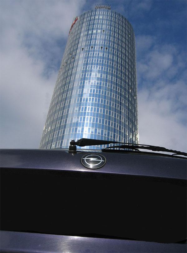 Neue Mitte Turm in Jena
