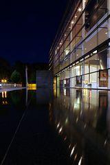 neue Oper Erfurt - Lichter in der Stadt